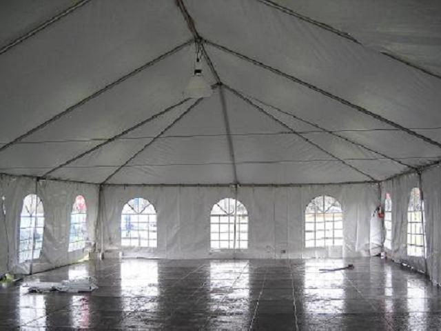 Tent with Flooring