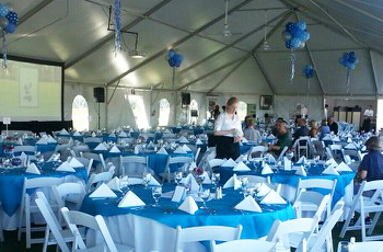 Tent and canopy rentals at Celebrations serving the South Sound