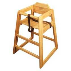 Where to find HIGH CHAIR,WOODEN in Lacey
