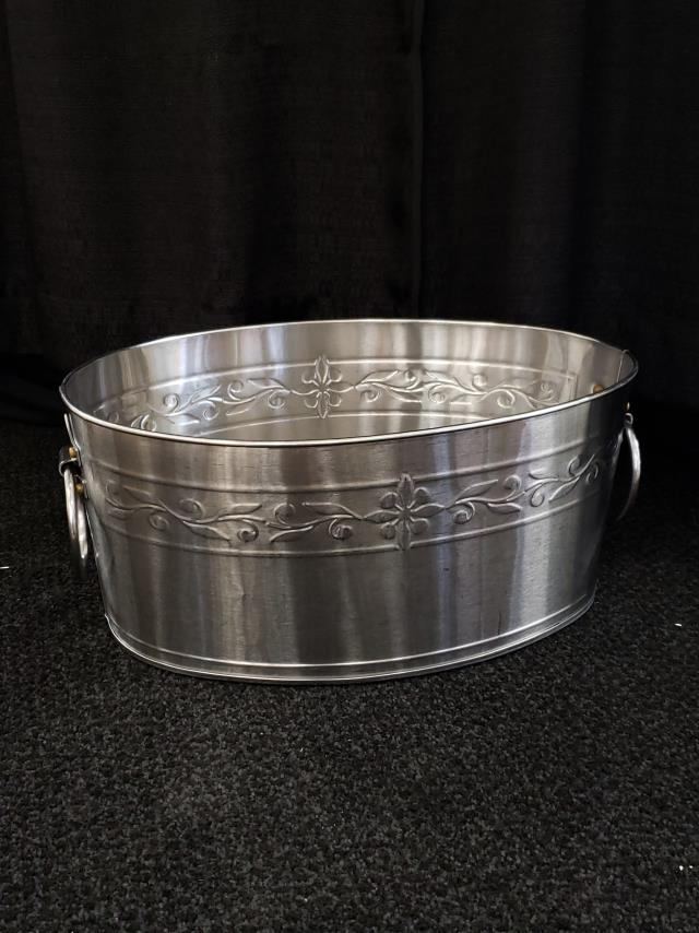 Where to find STAINLESS BEVERAGE TUB, OVAL in Lacey