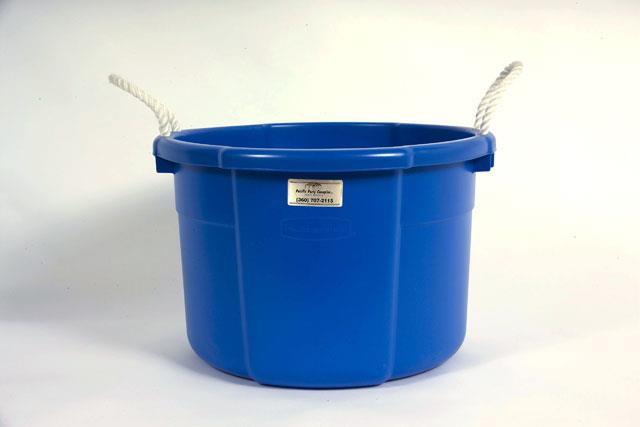 Where to find PLASTIC BEVERAGE TUB, BLUE in Lacey
