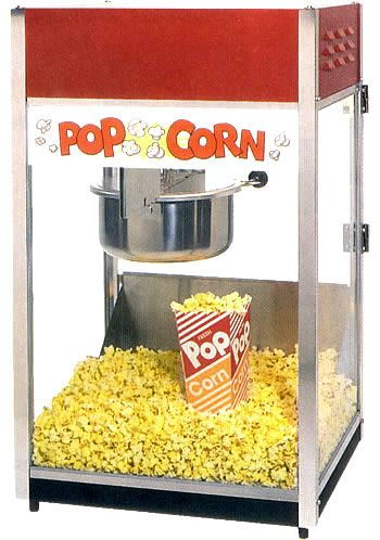 Where to rent MACHINE, POPCORN, RED, 3 in Olympia WA, Tumwater, Centralia, Tacoma Washington