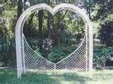 Where to find TRELLIS-HEART SHAPED in Lacey