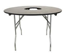 Where to find 48  DELUXE FOUNTAIN TABLE in Lacey
