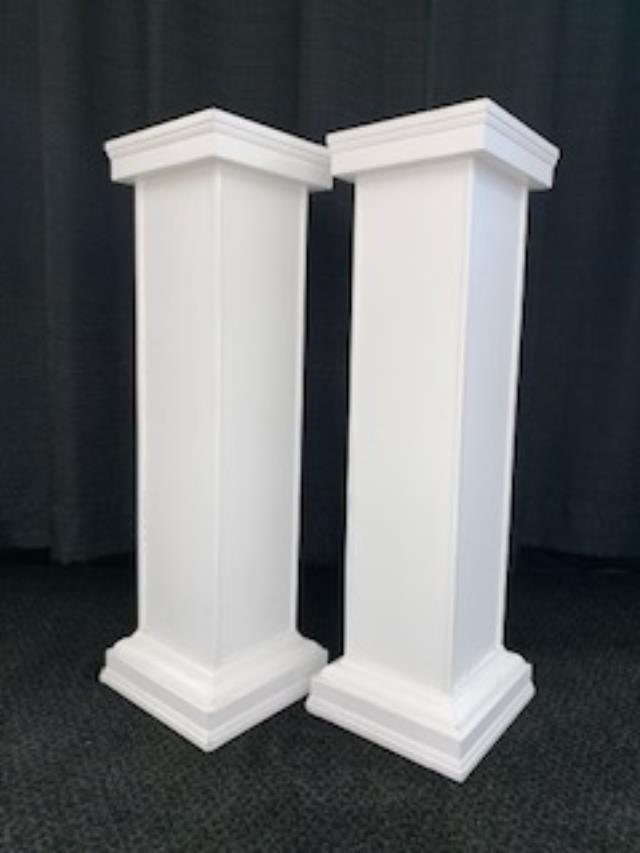 Where to find COLUMN, 30  SQUARE, PAIR in Lacey