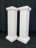 Rental store for COLUMN, 30  SQUARE, PAIR in Lacey WA