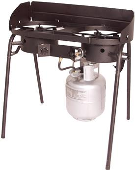Where to find PROPANE STOVE WITH STAND, 2 BURNER in Lacey