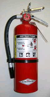 Where to find FIRE EXTINGUISHER   EXIT SIGNS in Lacey