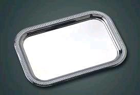 Where to find SERVING TRAY-STAINLESS-RECTANGLE in Lacey