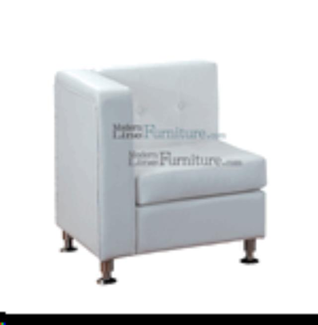 Where to find CORNER CHAIR- WHITE in Lacey