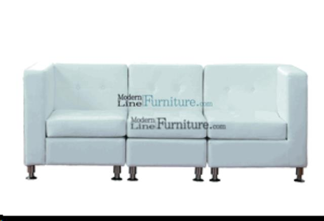 Where to find COUCH - WHITE in Lacey