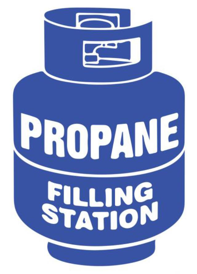 Where to find PROPANE REFILL in Lacey