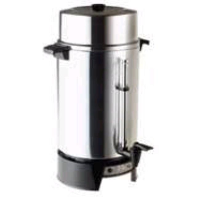 Where to find 60 CUP COFFEEMAKER, ALUMINUM in Lacey