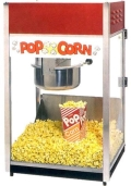 Rental store for POPCORN MACHINE, RED,  6 in Lacey WA