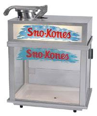 Where to find SNO KONE MACHINE in Lacey
