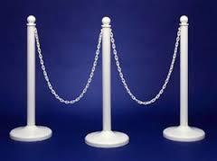 Where to find STANCHION-WHITE in Lacey