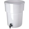 Rental store for COLD BEVERAGE CONTAINER, 5 GAL, CLEAR in Lacey WA