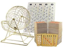 Where to find BINGO SET W SHUTTER CARDS in Lacey