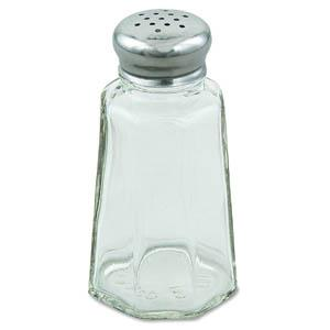 Where to find SALT   PEPPER SHAKER PAIR, GLASS in Lacey