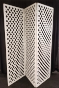 Rental store for LATTICE BACKDROP,3 PIECE-SQUARE in Lacey WA